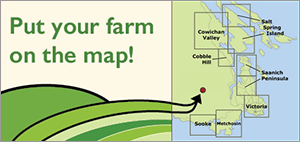 Put your farm on the map!