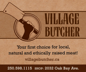 Village Butcher, Victoria BC: Your first choice for local, natural and ethically raised meat.