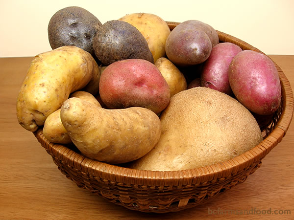 Potatoes may be the most economical vegetable you can grow or buy. High in complex carbohydrates, a source of protein and fibre, this long-time comfort food is cholesterol free and has almost no fat of its own.