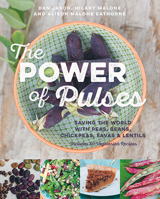 Book cover of The Power of Pulses