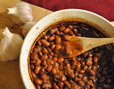 Homemade Maple Baked Beans. Basic Recipes You Can Make at Home