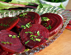 Sweet and Sour Beets - - Recipes and Cooking Tips for Seasonal Winter Vegetables