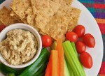 walnut garlic dip