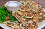 zuchinni pancakes recipe